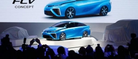 Fuel Cell Vehicles Closer To Reality