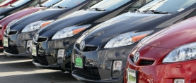 Toyota Leads Best Used Car List With 11 Models
