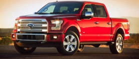 Extreme Testing For Aluminum Ford F-150