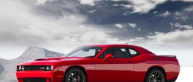 707 HP Supercharged Hellcat Challenger SRT