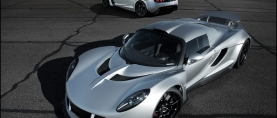 Hennessey Venom GT- The World's Fastest Car