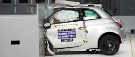 Small Cars Struggle With Crash Tests