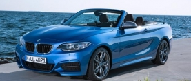 BMW 2 Series Convertible Coming