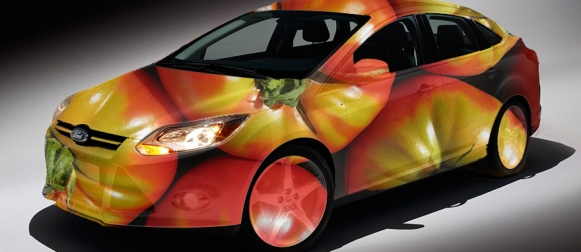 Tomatoes And Plant-Based Car Technology