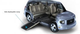 Wheelchair Accessible Vehicle MV-1 Now Available At Dealers