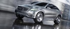 Mercedes Introduces New Naming System