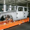 Aluminum Jeep Wrangler On It's Way