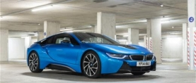 BMW Sweeps Green And Technology Awards