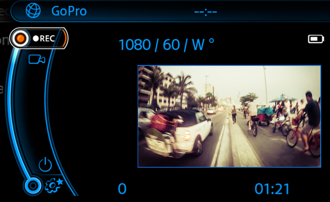 BMW MINI To Feature GoPro Integration