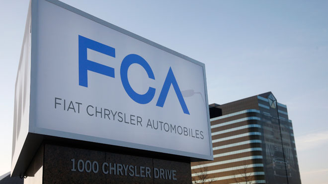 Fiat Chrysler Automobiles Debuts On Wall Street